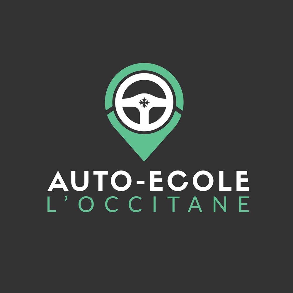 *LOGO | Auto-Ecole L'Occitane